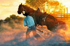 hermosos-caballos-pintados-con-oleo