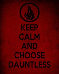 dauntless : intrépide.