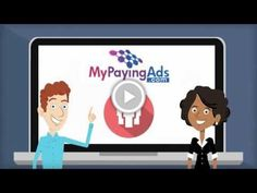 My Paying Ads - Making Money From Home - #Bitcoin - #Payza - #STP #Processor