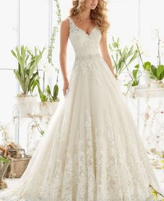 Custom Made Vintage Wedding Dresses 2016 Distinctive White/Ivory Beading Tank Bridal Dress Appliques A line Robe De Mariage-in Wedding Dresses from Weddings & Events on Aliexpress.com | Alibaba Group