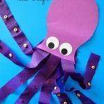 15 Fantastic Ocean Themed Kids Crafts