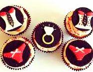 Shugar Deli | Boutique para Eventos en México, D.F. | Despedida de Soltera Bachelorette Cupcakes, Bachelorette Party Checklist, Fondant Cake Toppers, Cupcake Toppers, Cakes For Men, Cakes And More, Magnum Paleta, Naked Cakes, Cupcake Cookies