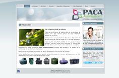 Paca Assainissement - Sophia Antipolis -Francia. http://www.paca-assainissement.com/