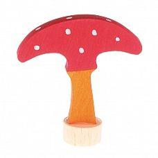 Steker paddestoel van Grimm's, Decoratie/ seizoenstafel