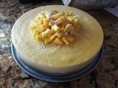[OC] Mango Cheesecake http://ift.tt/2dTUBqQ