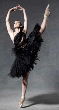 #English National Ballet #Ksenia Ovsyanick in Roksanda Illincic Photograph : John Davis. Styled by Fabio Immediato
