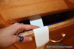 Diy Child Proofing Cupboard Doors Easy Brilliant
