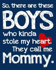 Yes they have, but mommy went out the window a decade ago
