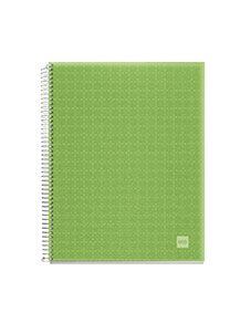 Notebook 4 Polipropileno Candy Code Apple Green diseñado por MIQUELRIUS.