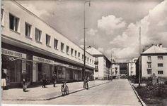 Stará Turá, Štefánikova ulica pri Chirane Street View