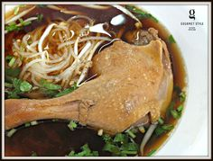 Ah Kei Braised Duck (อากีเป็ดพะโล้) - a hidden gem in Klong Sanwa! I will never again complain there is no nice food to eat in Kubon area!  Review:  (1) No sugar / MSG added (2) Authentic Hong Kong cuisine (3) Super reasonable price (4) Premium and quality ingredients (5) Local delicacies with Chinese culinary techniques