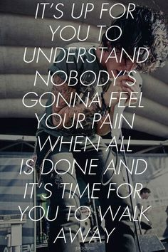 ♥ if they understood, you would not be in pain. That being said, you can forget about the pain by doing things that really matter.