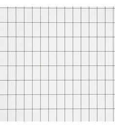 Ferm Living Behang Grid zwart/wit papier 10.05x0.53cm - wonenmetlef.nl 72,00