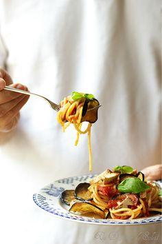 Spaghetti alla Norma