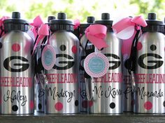 Love these for girls water bottles for volleyball