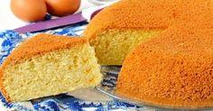 Вот как выпекают настоящий бисквит! Наконец-то нашла дельный рецепт… – В Курсе Жизни