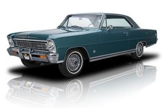 1966 Chevrolet Nova SS 327-350 HP L79 4 Speed