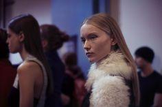 #nylonfw: Backstage beauty tricks from NYFW FW15