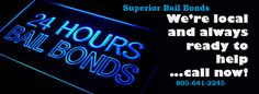 805bail.com specializes in providing Bail Bonds in California. We also provide 24/7 Bail Bonds Services in various cities in Ventura County, Santa Barbara County and Los Angeles County. Call us today to know more about Bail Bonds Ventura.