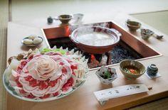 Kyoto Restaurant 'Hatakaku' – Botan Nabe (Wild Boar Hotpot) | Kyoto Foodie: Where and what to eat in Kyoto
