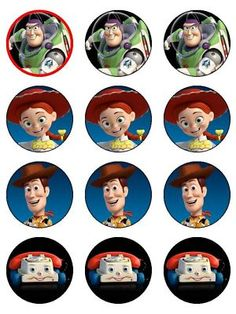 1 Toy Story Birthday Party Anime Reviews Disney Printables Bottle
