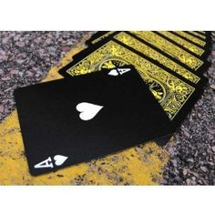 $5.98 Bicycle black scorpion deck playing cards