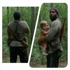 That moment.....The Walking Dead