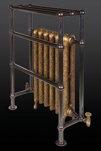 Paladin is a leading cast iron radiator manufacturer here in the UK, who custom-make bespoke column radiators that are all covered by our guarantee. Column Radiators, Towel Radiator, Cast Iron Radiators, Laundry In Bathroom, Towel Rail, Wind Chimes, Wine Rack, Chrome, New Homes