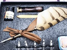 Masterwork Scribe Set-Writing Tools-D20 Collective