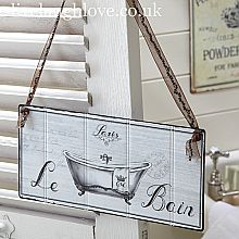 Paris Themed Accessories - A touch of French for your bathroom - click pic for 20+ ideas