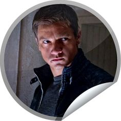The Bourne Legacy Opening Weekend Sticker