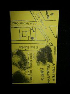Atelier velorution à paris bastille. Atelier d'entraide pour reparer ou retaper son velo. Matériel et pièces en libre service. Cotisation annuelle de 10e.