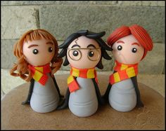 Chibi Potters Collection