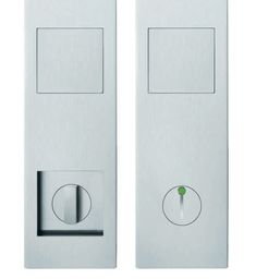 Mobile Home//RV Interior Privacy Stainless Steel Door Lock by Fastec