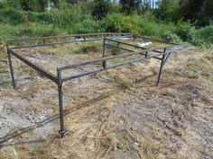 Pick Up Truck  Lumber Rack Fo 8' Bed Used In Lake Stevens WA #Unknown