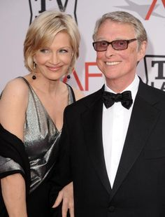 Diane Sawyer and Mike Nichols, married since 1988: 25 years