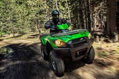 New 2016 Kawasaki Brute Force® 750 4x4i EPS ATVs For Sale in Kansas. The Kawasaki Brute Force 750® 4x4i EPS ATV is built strong to dominate the most difficult trails. Backed by over a century of Kawasaki Heavy Industries, Ltd. knowledge and engineering, the Brute Force 750 is a thrilling adventure ATV that refuses to quit. Sealed rear wet brake Rigid tubular steel frame Digital Fuel Injection (DFI®)