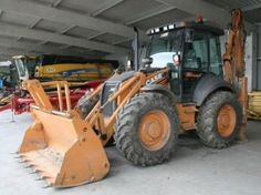 How do you replace operator manuals for Case backhoes?