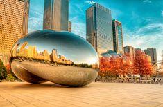 The Bean | Millennium Park, Chicago - by Joerg Piechotka