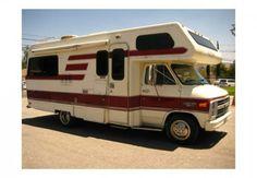 Chevy Dealer Lexington Ky >> 1989-Chevy-Astro-Provan-Tiger-camper-van-80-K-sleeps-4-5 ...