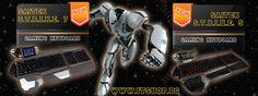 Нови геймърски клавиатури Saitek S.T.R.I.K.E. - IT Shop.bg    http://www.itshop.bg/22333  http://www.itshop.bg/8187
