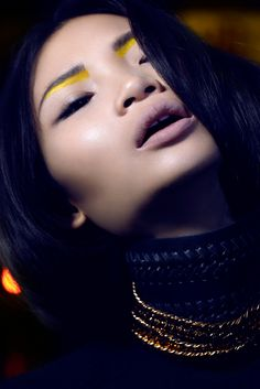 "Li Ming in ""Chinatown"" by Henryk for Fashionising, November 2012"
