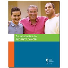 An Introduction to Prostate Cancer is designed to help men, their families, and friends quickly understand the risk factors for prostate cancer, find out how it is diagnosed, and review different treatment options.
