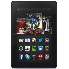 "Kindle Fire HDX 8.9"" HDX Display Wi-Fi 32 GB - Includes Special Offers (Previous Generation - 3rd)"