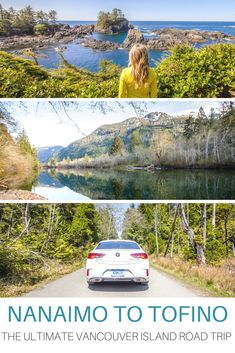 Hit the road for one of Canada's best drives! Here are the top places to visit during a Vancouver Island road trip from Nanaimo to Tofino. Vancouver Travel, Vancouver Island, Spain Travel, Thailand Travel, New York Travel, Rv Travel, Travel Goals, Travel Tips, Canadian Travel