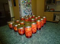 Nectarines in Fowlers Vacola jars
