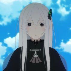 Re Zero Wallpaper, Profile Wallpaper, Kawaii Anime Girl, Anime Art Girl, Manga Art, Anime Titles, Anime Characters, I Love Anime, All Anime