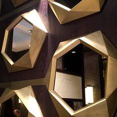 #Repost @massimiliano_raggi CALLIOPE ceramic mirror designed for #Oasis home by #massimilianoraggiarchitetto #oasisgroup #mirror #ceramic #homecollection #salonedelmobile2016 #salonedelmobile #luxurystyle #luxurydesign #interiordesign #interior #accessories #creative #mood #gold #decoration #homedecor #instadesign #instastyle #designporn by oasisgroupsrl