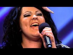 The X Factor: 21-year-old Jade Richards knows what she wants out of The X Factor -- and that's to transform her life in Fife. But will our panel love her version of Adele's Someone Like You as much as her doting granny watching off stage. See more at http://itv.com/xfactor