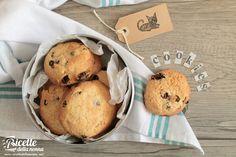Biscotti scoppiettanti alluvetta e cannella
